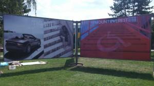Óriásplakát kiállítás