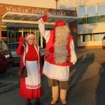 Jolopukki mikulás ajkai látogatása 2015.12.05